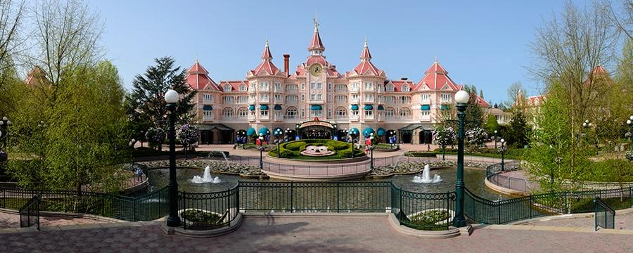 Top 10: les meilleurs hôtels Disneyland Paris